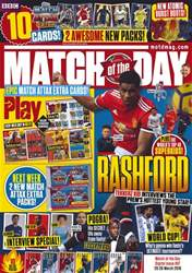 Match of the Day issue Issue 497
