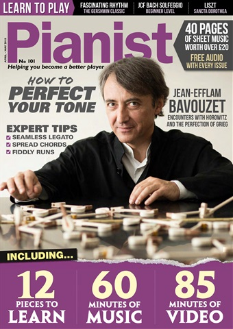 Pianist issue April-May 2018