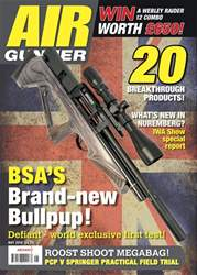 Airgunner issue MAY 18