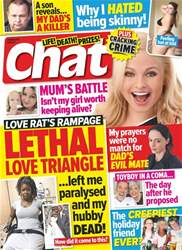 Chat issue 29th March 2018