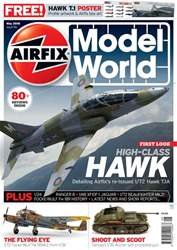 Airfix Model World issue  May 2018