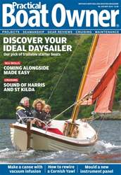 Practical Boatowner issue May 2018