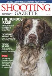 Shooting Gazette issue April 2018