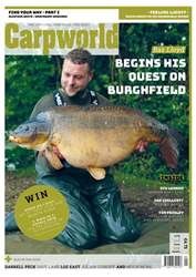 Carpworld issue April 2018
