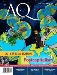 AQ: Australian Quarterly 89.2 issue AQ: Australian Quarterly 89.2