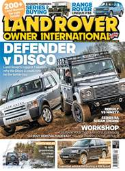 Land Rover Owner issue Spring Issue 2018