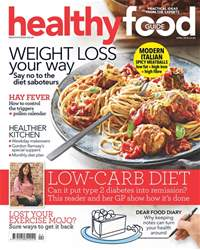 Healthy Food Guide issue April 2018