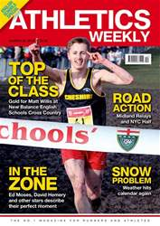 Athletics Weekly issue 22 March 2018