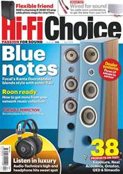 Hi-Fi Choice issue Apr-18