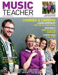 Music Teacher issue April 2018