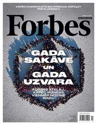 Forbes Latvia issue Forbes Latvia 80