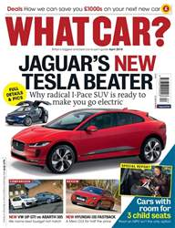 What Car Magazine issue April 2018