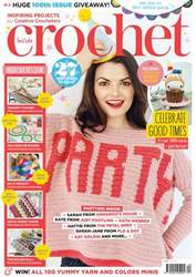 Inside Crochet issue Issue 100