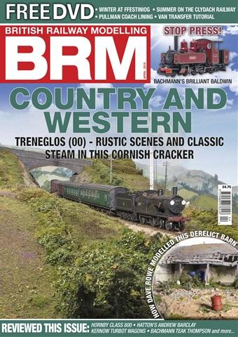 British Railway Modelling issue April 2018