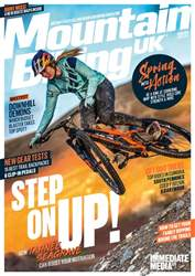 Mountain Biking UK issue April 2018