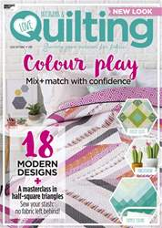 Love Patchwork & Quilting issue Issue 59