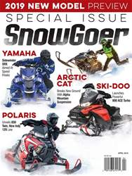 SnowGoer issue April