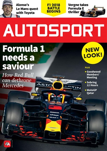 Autosport issue 22nd March 2018