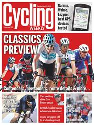Cycling Weekly issue 22nd March 2018