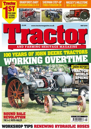 Tractor & Farming Heritage Magazine Preview