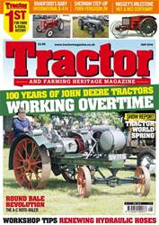 Tractor & Farming Heritage Magazine issue May 2018