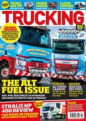 Trucking Magazine issue May 2018
