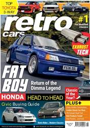 Retro Cars issue May/June 2018