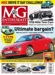 MG Enthusiast issue May 2018