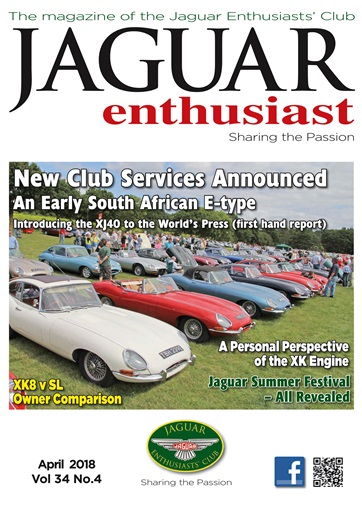 Jaguar Enthusiast Preview