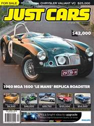 JUST CARS issue 18-10