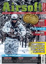 Airsoft Action issue May 2018