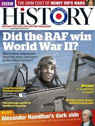 BBC History Magazine issue April 2018