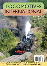 Locomotives International issue Issue 113 - April May 2018