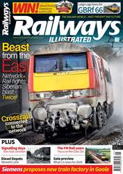 Railways Illustrated issue  May 2018