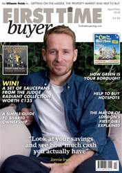 First Time Buyer issue April/May 2018