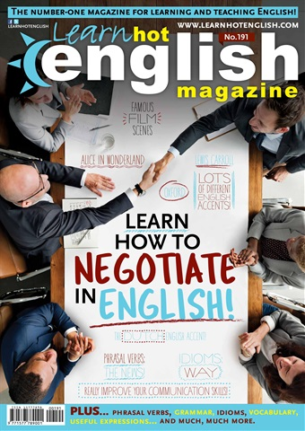 Learn Hot English issue 191