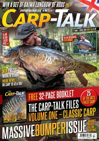 Carp-Talk issue 1218