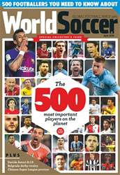 World Soccer issue April 2018