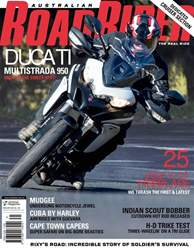Australian Road Rider issue Issue#143 Mar 2018