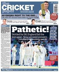 The Cricket Paper issue 23rd March 2018