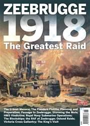Zeebrugge 1918 issue Zeebrugge 1918
