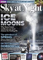 BBC Sky at Night Magazine issue April 2018