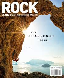 Rock and Ice issue April 2018, #249