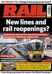 Rail issue Issue 849