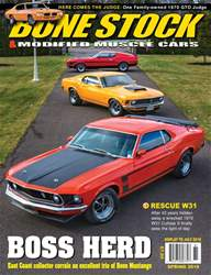 Bone Stock issue spring2018