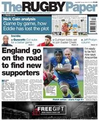 The Rugby Paper issue 25th March 2018