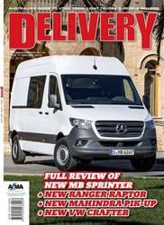 Delivery Magazine issue Delivery Magazine