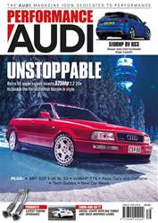 Performance Audi Magazine issue 039