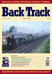 Backtrack issue May 2018