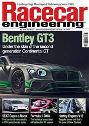 Racecar Engineering issue May 2018